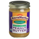[Maranatha] Peanut Butter Creamy  At least 95% Organic