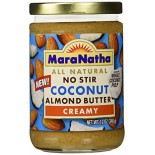 [Maranatha] No Stir-Nut Butters Coconut Almond, Creamy