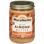 [Maranatha] Almond Butter Creamy, No Stir, All Natural
