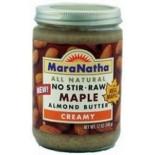 [Maranatha] Almond Butter Maple Almond, Raw, No Stir