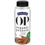 [Stonyfield Farm] Adult Protein Drinks Chocolate  At least 95% Organic