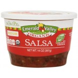 [Emerald Valley Kitchen] Salsa - Made w/ Organically Grown Tomatoes Medium  At least 95% Organic
