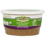 [Emerald Valley Kitchen] Hummus Olive & Garlic  At least 95% Organic