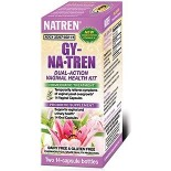 [Natren] (Refrigeration required) Gy Na Tren Oral/Vaginal Kit, 2 Pc
