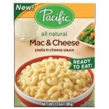 [Pacific Natural Foods] Ready to Eat Pasta Meals Mac & Cheese, All Natural