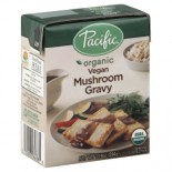 [Pacific Natural Foods] Holiday Classics Mushroom Gravy, Vegan  At least 95% Organic