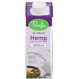 [Pacific Natural Foods] Non Dairy Alternative Beverage Hemp, Vanilla