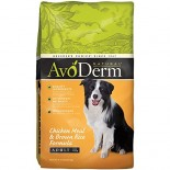 [Avoderm Natural] Dog Food, Dry Chicken & Rice