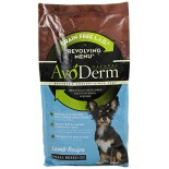 [Avoderm Natural] Revolving Menu, Dry Dog Lamb Recipe, Small Dog