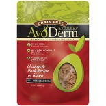 [Avoderm Natural] Cat Food, Wet - Grain Free Chicken & Duck Recipe in Gravy