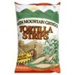 [Green Mountain Gringo] Tortilla Strips White Corn  At least 70% Organic