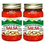 [Green Mountain Gringo] Salsa Roasted Garlic