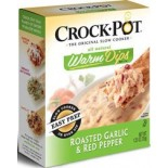 [Crock Pot] Warm Dip Mixes Roasted Garlic & Red Pepper