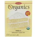 [European Gourmet Bakery] Cake Mix Vanilla  At least 95% Organic
