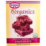 [European Gourmet Bakery] Brownie Mix Chocolate  At least 95% Organic