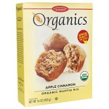 [European Gourmet Bakery] Muffin Mix Apple Cinnamon  At least 95% Organic