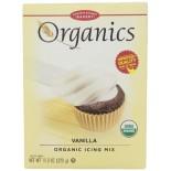 [European Gourmet Bakery] Icing Mix Vanilla  At least 95% Organic