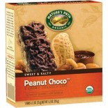 [Nature`S Path] Love Crunch Bars Dark Chocolate Nuts & Sea Salt  At least 95% Organic