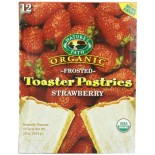 [Nature`S Path] Toaster Pastries Strawberry, Frosted  At least 95% Organic