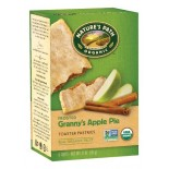 [Nature`S Path] Toaster Pastries Apple Cinnamon, Frosted  At least 95% Organic