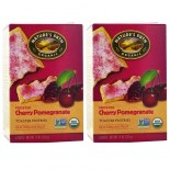 [Nature`S Path] Toaster Pastries Cherry Pomegran, Frosted  At least 95% Organic