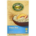 [Nature`S Path] Cereals Whole Grain Crispy Rice  At least 95% Organic