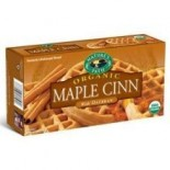 [Nature`S Path] Waffles Maple Cinnamon  At least 95% Organic
