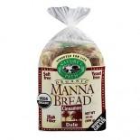 [Manna Organics] Manna Bread Date & Cinnamon  At least 95% Organic