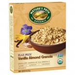 [Nature`S Path] Granolas Vanilla Almond Flax +  At least 95% Organic