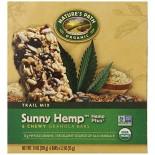 [Nature`S Path] Granola Bars Sunny Hemp Plus  At least 95% Organic