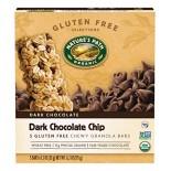 [Nature`S Path] Granola Bars Dark Chocolate Chip, GF  At least 95% Organic
