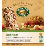 [Nature`S Path] Granola Bars Trail Mixer, GF  At least 95% Organic