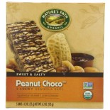 [Nature`S Path] Granola Bars Peanut Choco  At least 95% Organic