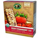 [Nature`S Path] Granola Bars Flax Plus, Berry Strawberry  At least 95% Organic