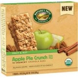[Nature`S Path] Granola Bars Apple Pie Crunch  At least 95% Organic