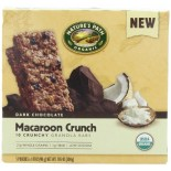 [Nature`S Path] Granola Bars Macaroon Crunch  At least 95% Organic