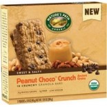 [Nature`S Path] Granola Bars Peanut Choco Crunch  At least 95% Organic