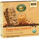 [Nature`S Path] Granola Bars Peanut Choco Crunch  At least 95% Organic