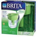 [Brita]  Grand Pitcher, Green