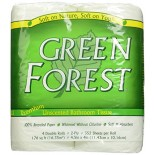 [Green Forest]  Bath Tissue, 2 Ply, White, Dbl Roll