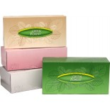 [Green Forest]  Facial Tissue, White, Asst Prints