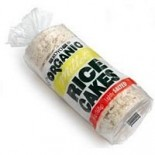[Koyo] Organic Rice Cakes Millet, Lightly Salted  At least 95% Organic
