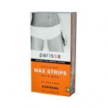 [Parissa] Hair Removers Quick & Easy Wax Strips, Face & Bikini