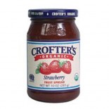 [Crofters] Just Fruit Strawberry Spread  At least 95% Organic