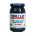 [Crofters] Just Fruit Blueberry Spread  At least 95% Organic