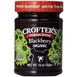 [Crofters] Premium Spread Blackberry, Fair Trade  At least 95% Organic