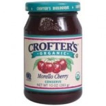 [Crofters] Premium Spread Morello Cherry, Fair Trade  At least 95% Organic