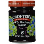 [Crofters] Premium Spread Wild Blueberry, Fair Trade  At least 95% Organic