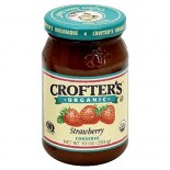 [Crofters] Family Premium Spread Strawberry, Fair Trade  At least 95% Organic