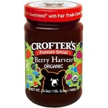 [Crofters] Family Premium Spread Berry Harvest  At least 95% Organic